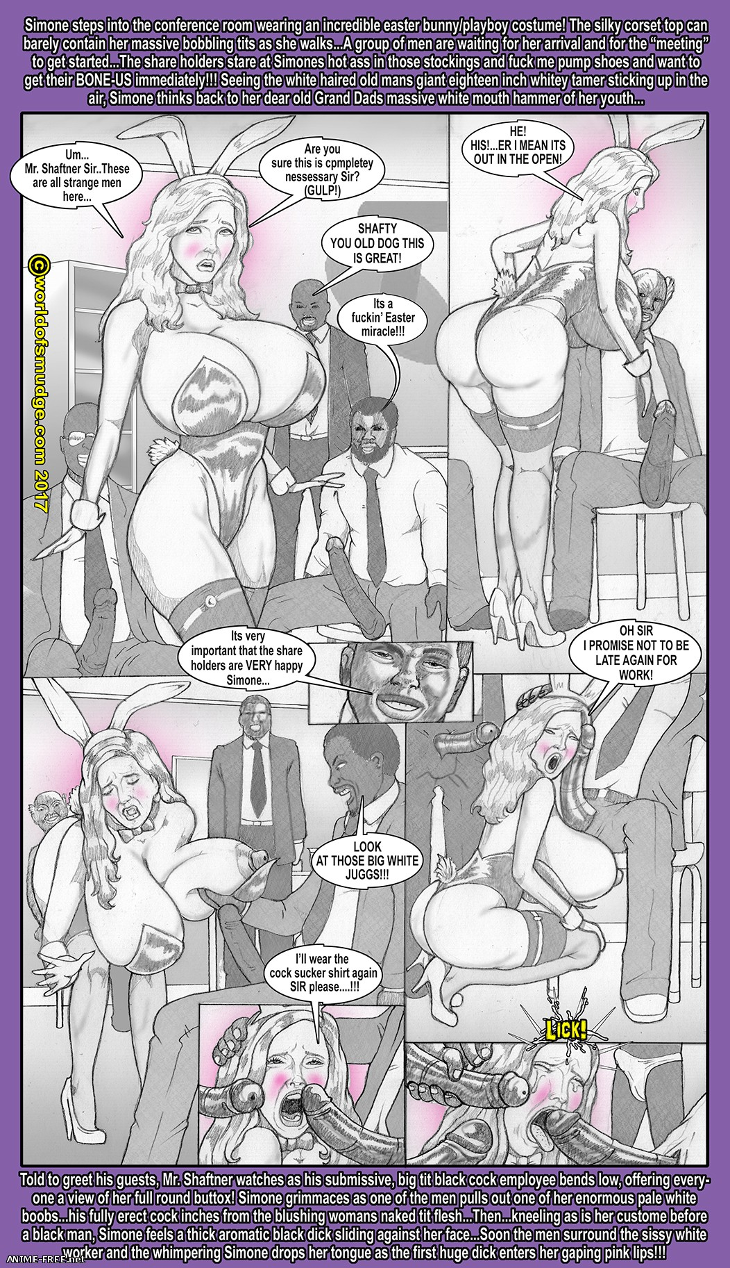 Comics by Smudge / Комиксы от Смадж (сборник) [Uncen] [ENG] Porn Comics