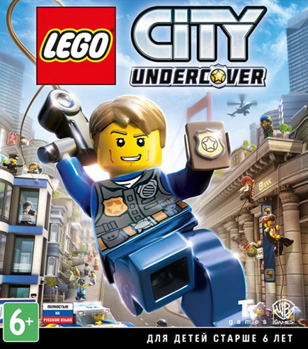 LEGO City Undercover (2017) PC | Лицензия