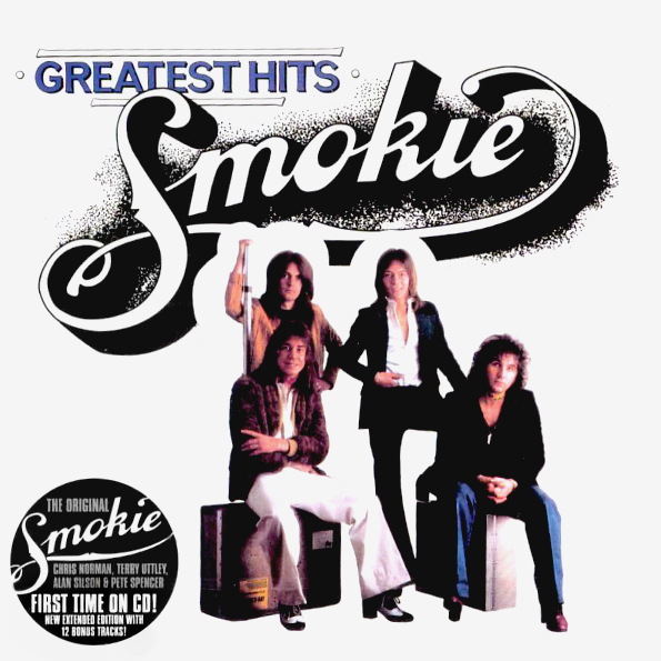 Smokie - Greatest Hits vol.1 & vol.2 [New Extended Version] (2017) FLAC