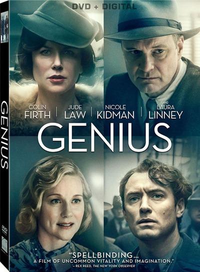Гений / Genius (2016) BDRip 720p от k.e.n   D   FRE Transfer