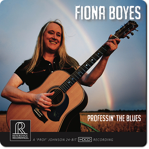 [TR24][OF] Fiona Boyes - Professin' The Blues - 2016 (Blues)