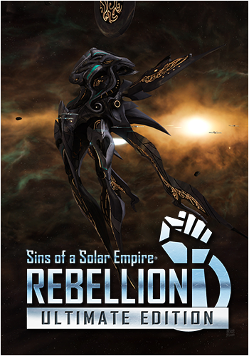 Sins of a Solar Empire - Rebellion [v 1.91 + 3 DLC] (2012) PC | Лицензия