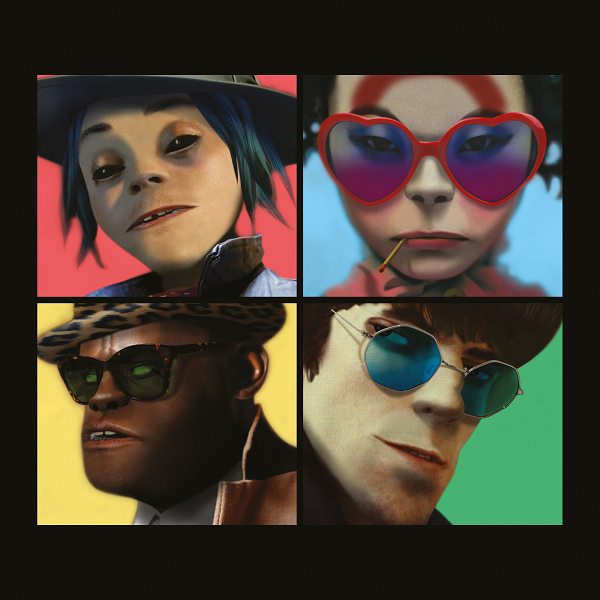 Gorillaz - Humanz [Deluxe Edition] (2017) MP3