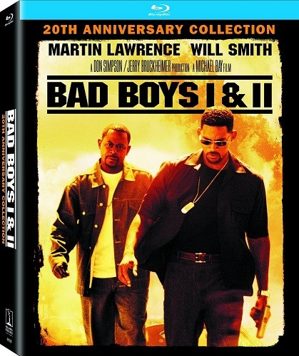 Bad Boys Double Feature BluRay 720p-1080pX264