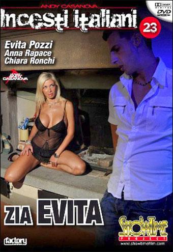 Итальянский инцест 23: Тетя Эвита / Incesti Italiani 23: Zia Evita (2011) DVDRip |
