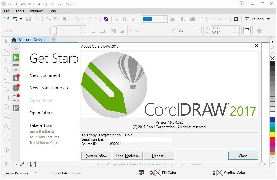 Corel CorelDRAW Graphics Suite X8 8 2 0 840 - Page 2