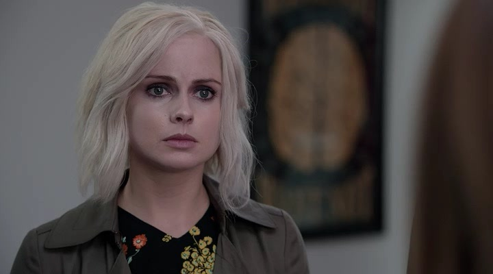 Я – зомби / iZombie [3 Сезон. 1-13 из 13] (2017) WEB-DLRip | NewStudio