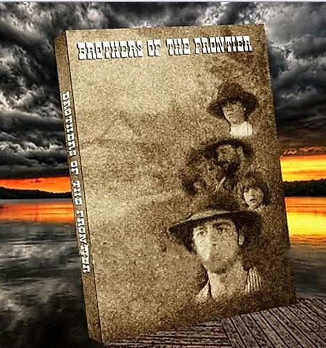 Братья границы / Brothers of the frontier (Марк Собел / Mark Sobel) [1996, США, вестерн, приключения,VHSRip] AVO (Михаил Иванов)
