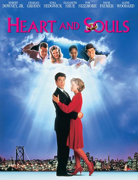 Сердце и души / Heart and Souls (1993) WEB-DL 720p | P