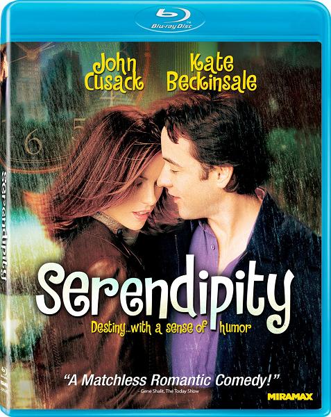 Интуиция / Serendipity (2001) BDRip 720p | D, Р, A