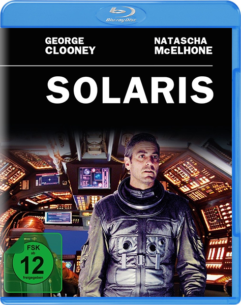Солярис / Solaris (2002) BDRip 720p | D, Р, A