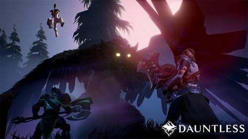 E3 2017: геймплейный трейлер ролевого экшена Dauntless [Игры]