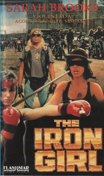 Железная девушка / The Iron Girl / La ragazza dacciaio (Фабрицио Де Анджелис / Fabrizio De Angelis aka Лэрри Ладмэн / Larry Ludman) [1994, США, Италия, боевик, VHSRip] VO