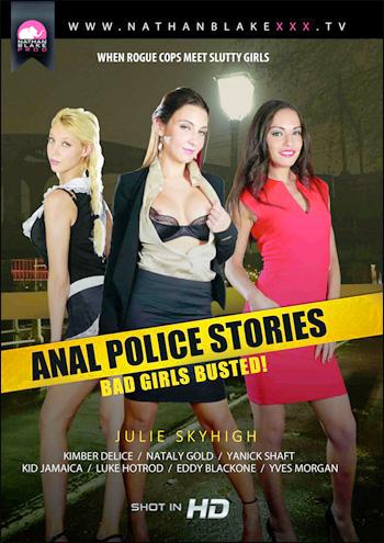 Полицейская Анальная История / Anal Police Stories (2016) WEB-DL