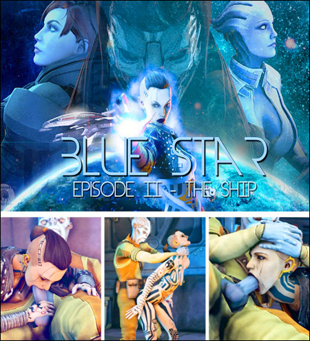 Blue Star Season 1 / Episode 2: The Ship (2016) HDRip 720p