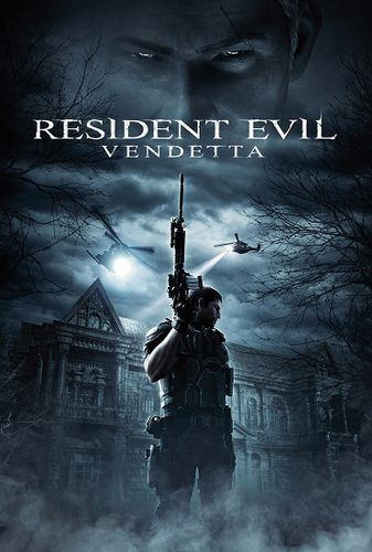 Обитель зла: Вендетта / Resident Evil: Vendetta (2017) WEB-DLRip от R.G.Resident   iTunes