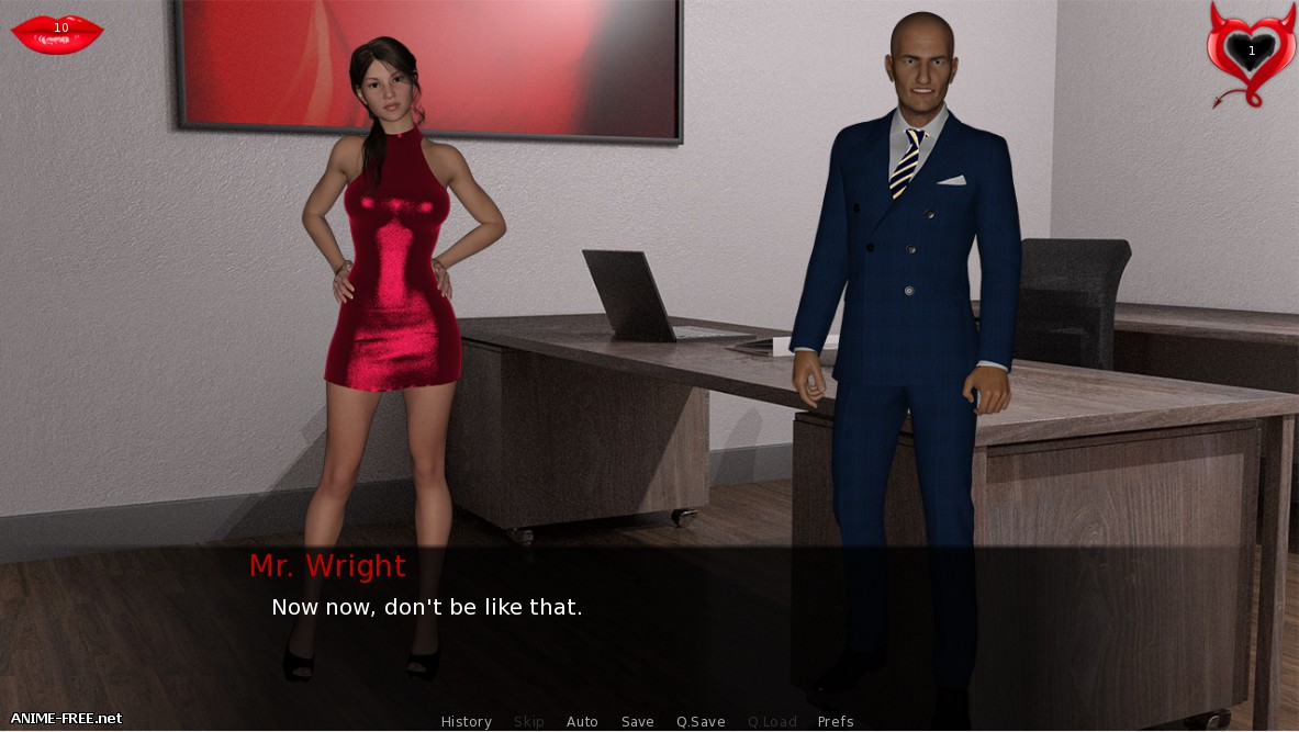 Katie's Corruption [2017] [Uncen] [3DCG, ADV] [ENG] H-Game