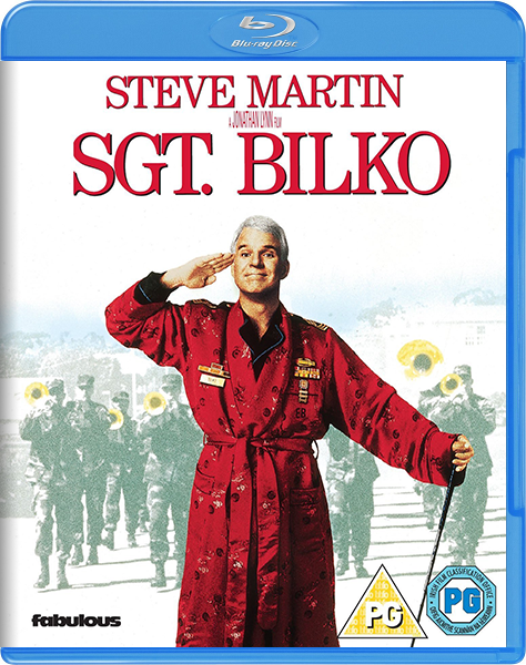 Сержант Билко / Sgt. Bilko (1996) BDRip 1080p   P, A