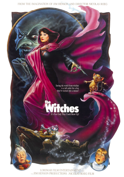 Ведьмы / The Witches (1990) HDTVRip | P