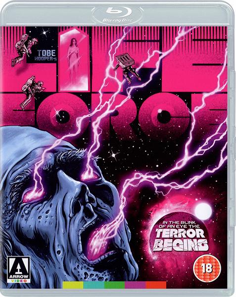Жизненная сила / Lifeforce (1985) BDRip 720p | P, P2, A