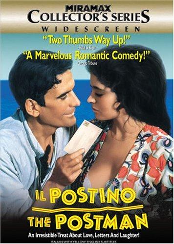 Почтальон / Il Postino / The Postman (Майкл Рэдфорд / Michael Radford) [1994, Италия, Франция, Бельгия, Комедия, DVDRip] AVO (Леонид Володарский)
