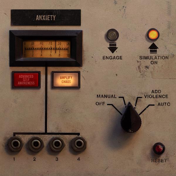 Nine Inch Nails - Add Violence EP [24-bit Hi-Res] (2017) FLAC