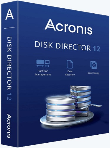 Acronis Disk Director 12 Build 12.5.163 [DC 21.07.2019] (2019) PC | RePack by KpoJIuK