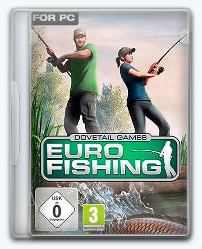 Euro Fishing: Foundry Dock (2015) [Ru/En] (1.0/upd1/dlc) Repack =nemos=