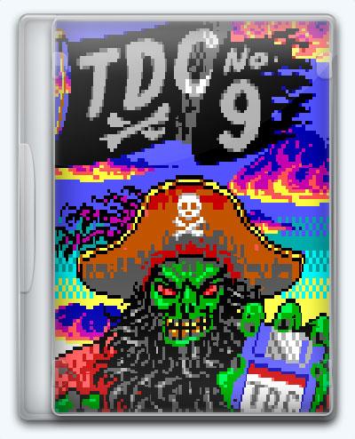 Сборник Total Dos Collection: 11600+ игр для DOS (1981-2014) [Ru/Multi] (9.0) Unofficial