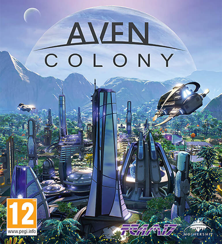 Aven Colony [v 1.0.21839] (2017) PC