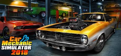Car Mechanic Simulator 2018-RELOADED