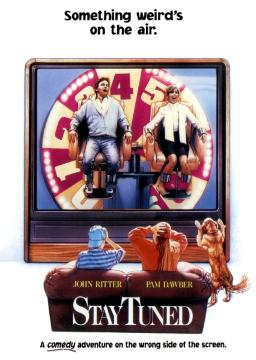 Оставайтесь с нами / Stay Tuned (1992) BDRip 720p