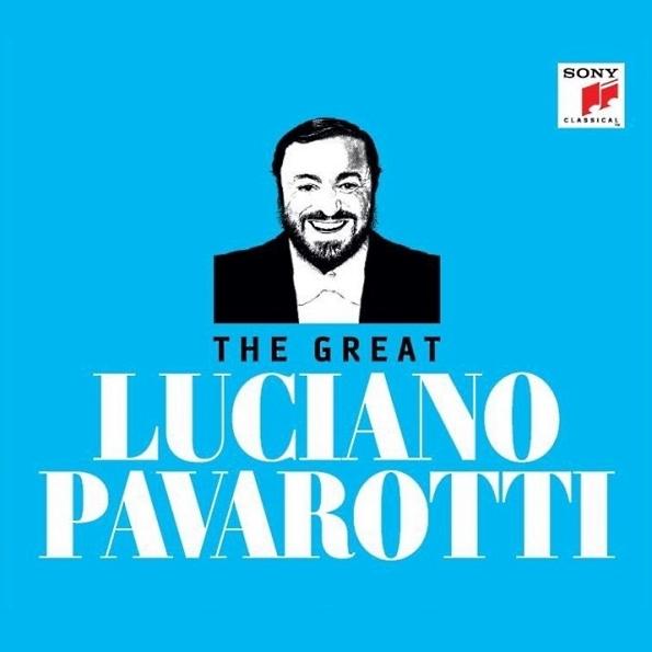 Luciano Pavarotti - The Great Luciano Pavarotti [3CD] (2017) MP3