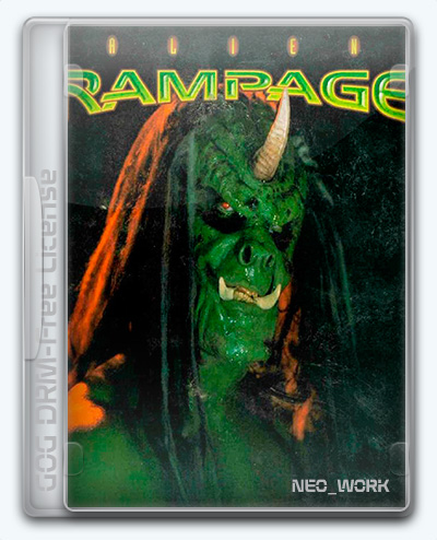 Alien Rampage (1996) [En] (1.13) License GOG