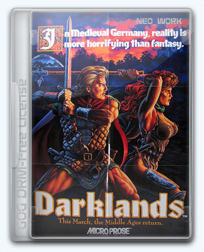 Darklands (1992) [En/Ge] (483.07) License GOG