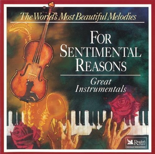 VA - For Sentimental Reasons: Great Instrumentals (1995) [FLAC|Lossless|image + .cue] <Instrumental, Easy Listening>