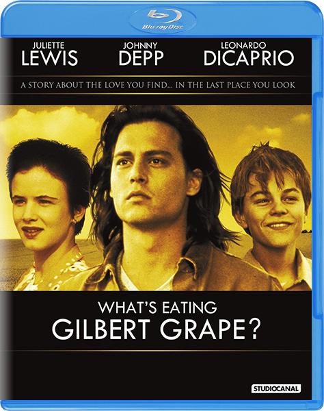 Что гложет Гилберта Грейпа? / What's Eating Gilbert Grape (1993) BDRip 720p | P, P2, A