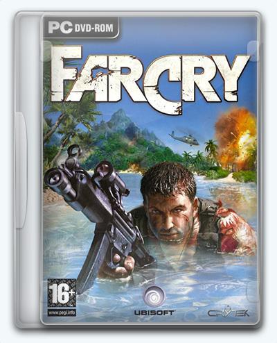 Far Cry (2004) [Ru/En] (1.4) Repack 1nomok