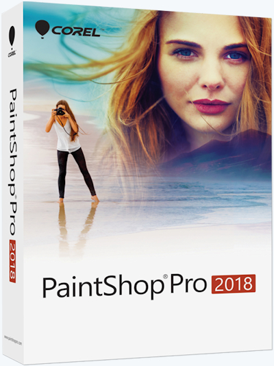 Corel PaintShop Pro 2018 (X10) 20.0.0.132 (2017) PC | RePack by KpoJIuK