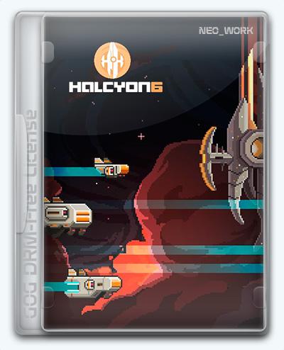 Halcyon 6: Lightspeed Edition (2017) [En] (1.4.0.2) License GOG