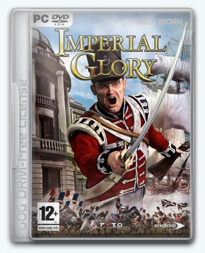 Imperial Glory (2005) [Ru/Multi] (1.1) License GOG