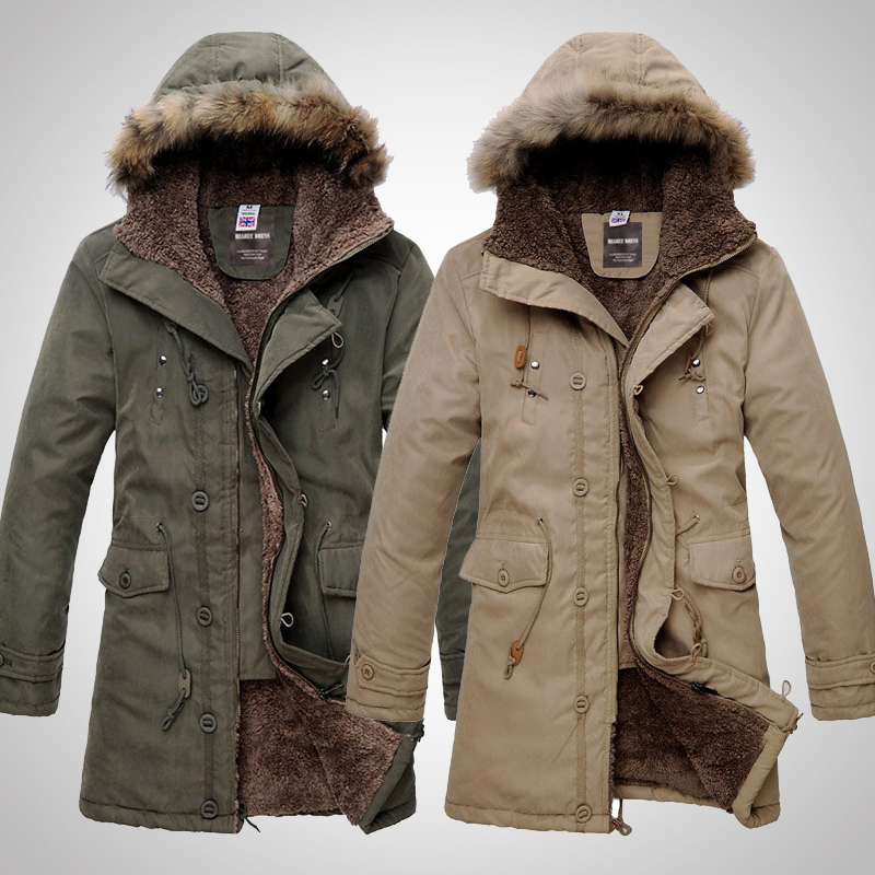 Мужская куртка парка: как выбрать из многообразия моделей лучший вариант 1