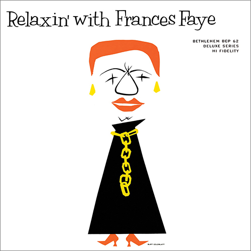 [TR24][OF] Frances Faye - Relaxin With Frances Faye (Remastered)- 1956 / 2014 (Vocal Jazz)