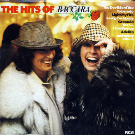 (Pop, Disco) [LP] [16 / 44] Baccara - The Hits Of Baccara - 1978, FLAC (image+.cue)