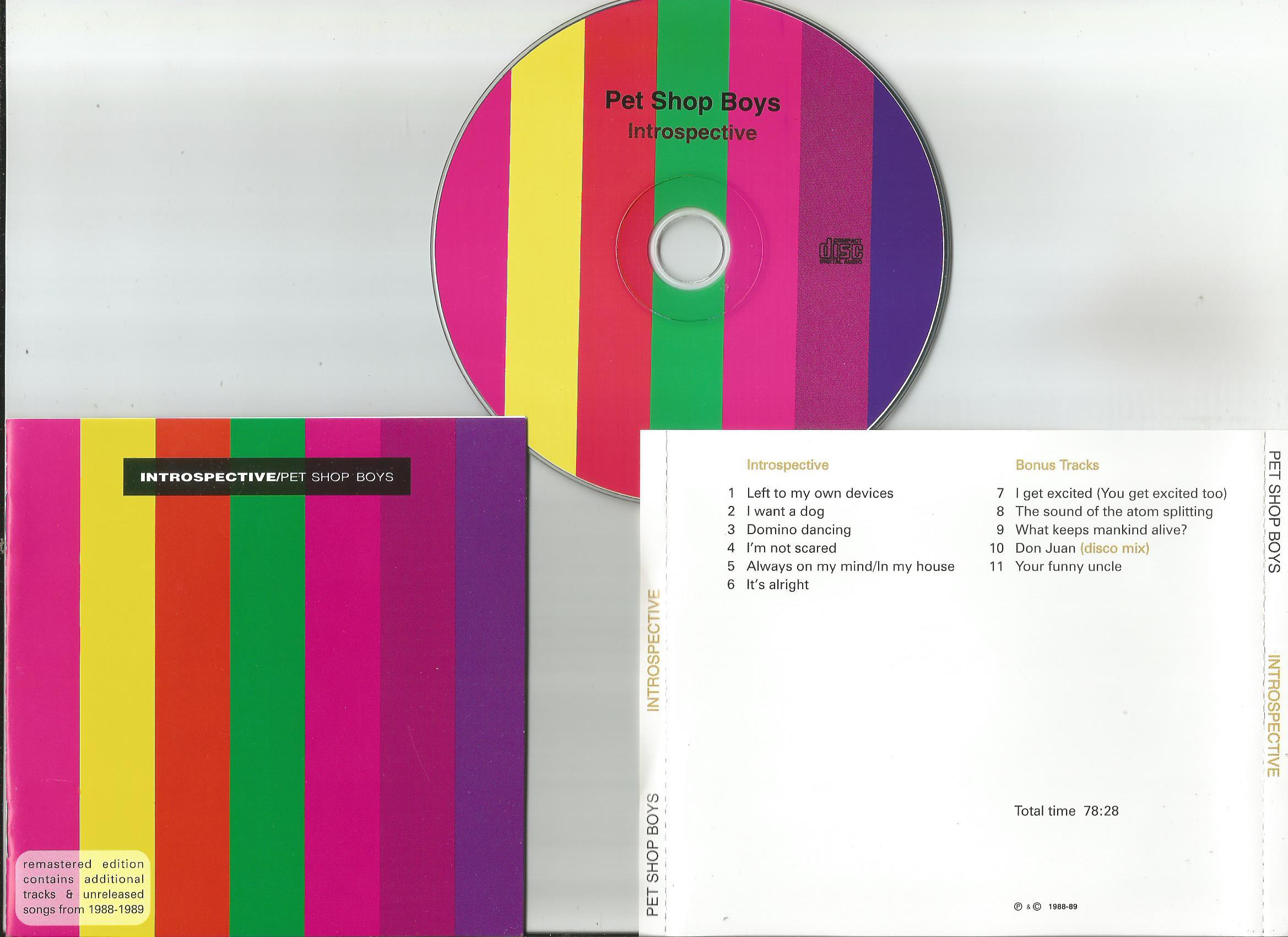 Pet Shop Boys Disco 4