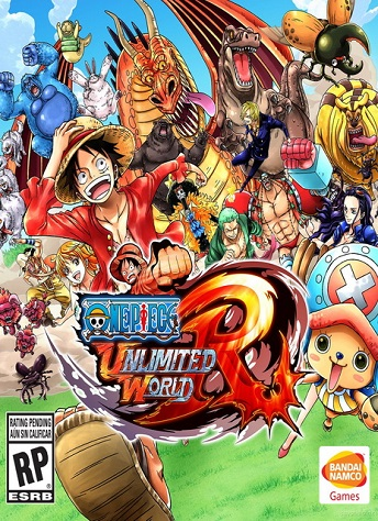 One Piece: Unlimited World Red - Deluxe Edition(2017)PC | Лицензия