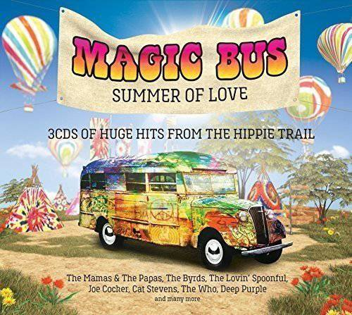 Magic Bus: Summer Of Love (2017)