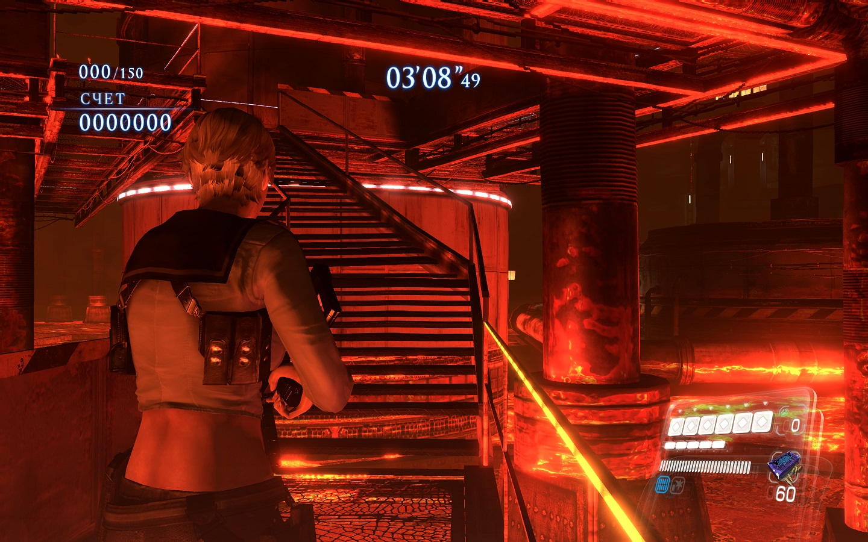 Resident Evil 6 [v 1.0.6.165 + DLC] (2013/PC/Русский), RePack by Mizantrop1337