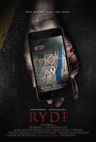Ryde 2017 HDRip XviD AC3-EVO