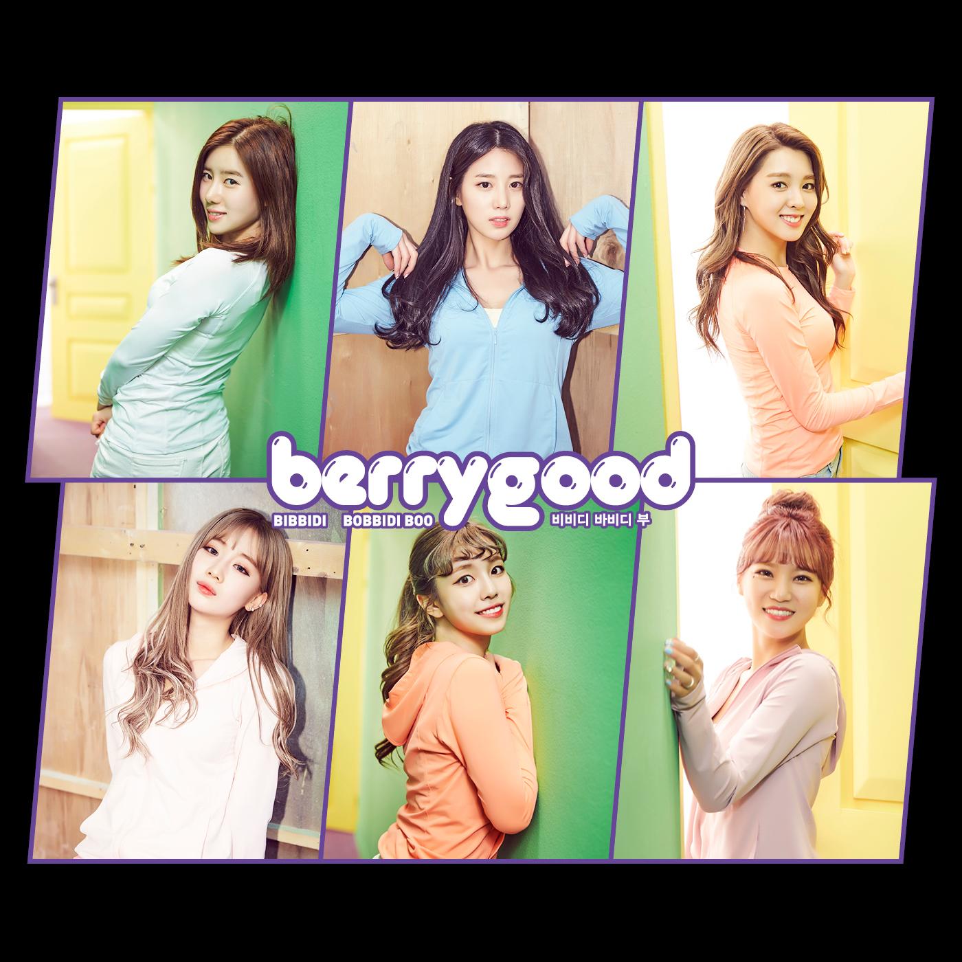 20170831.2208.08 Berry Good - BibbidiBobbidiBoo cover.jpg